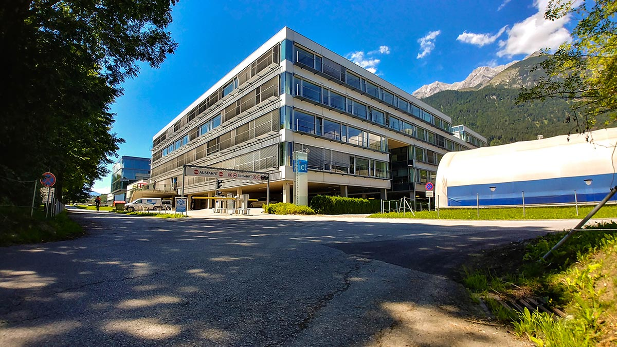 Standort Innsbruck